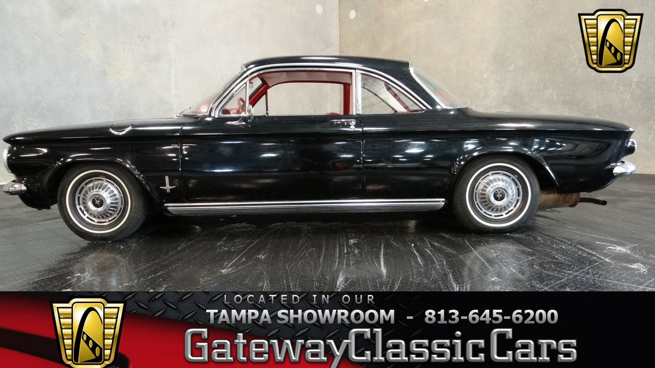 Cars For Sale In Tampa >> 1963 Chevrolet Corvair - YouTube