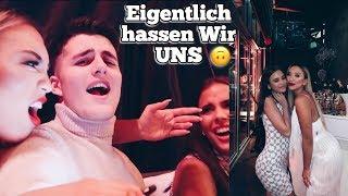 Vlogmas #3: Sonntags für eine Party nach Düsseldorf 🚗🤦🏽♀️ -Adorable Caro