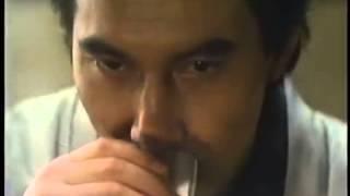 1987年 サントリー オールド ホットウイスキー 役所広司 30秒編.