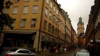 Stockholm Travel Series: Gamla Stan City Street Tour