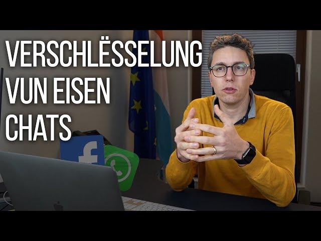 Ween huet Zougrëff op eis Whatsapp, Facebook a Co. Noriichten?