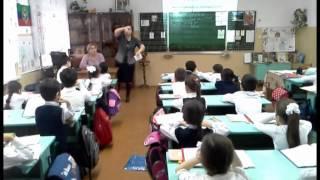 Урок русского языка во 2 б классе . Учитель Касилова Т.П. г.Махачкала