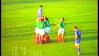 История (1995): Голы с матча «КамАЗ-Чаллы» - «Динамо» (Москва) 5:2