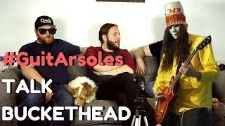#GuitArsoles Returns! Buckethead - Guitarists You Just Aren't Into