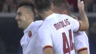 Francesco Totti Amazing Goal Genoa vs AS Roma 2-3 2016