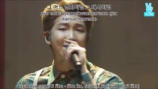 Download Video BTS RM & V - 4 O'Clock Live [Han/Rom/Indo] Lyrics Trans MP3 3GP MP4