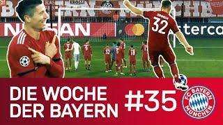 Mit Rückenwind aus der Champions League zum BVB | Die Woche der Bayern | Ausgabe 35