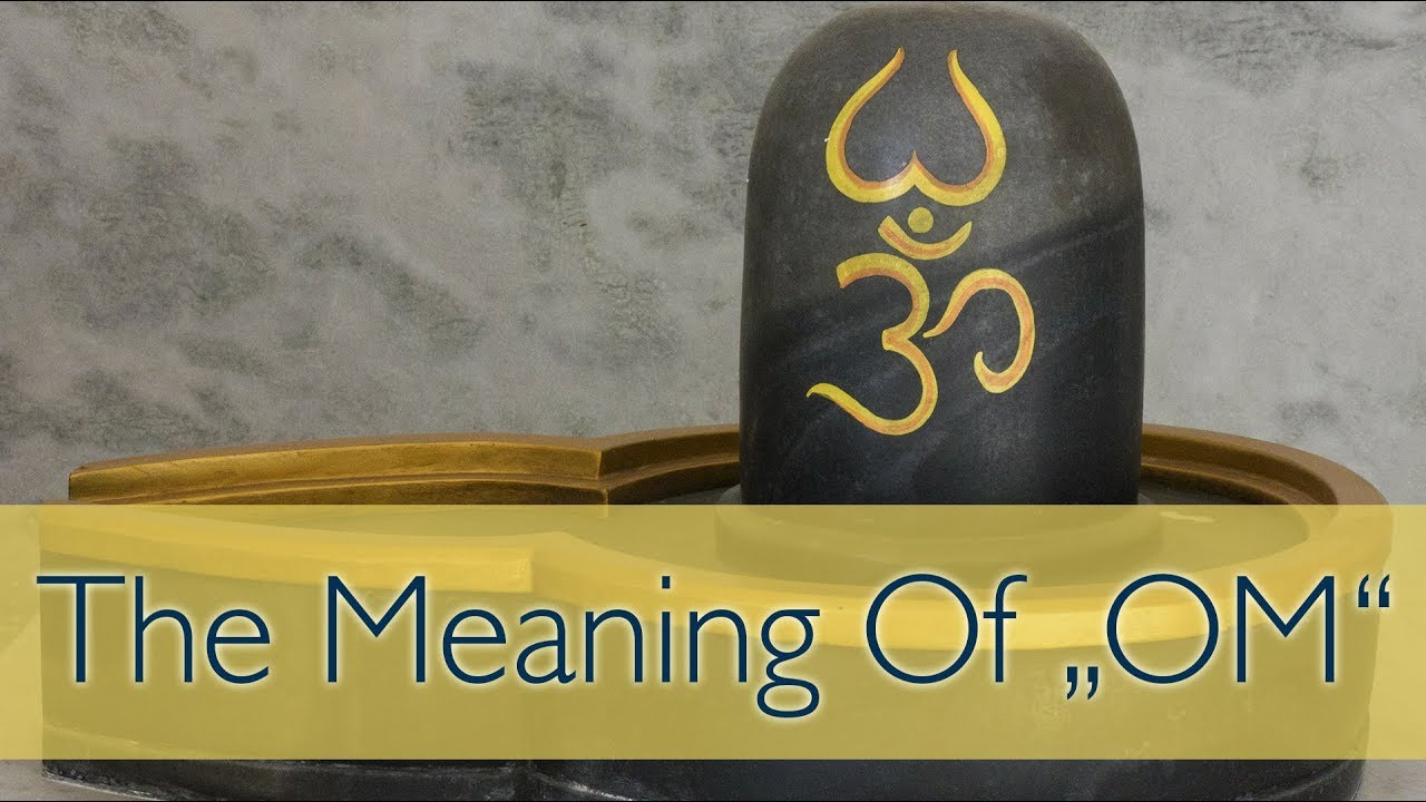 The Spiritual Meaning Of The Om Symbol What You Should Know About