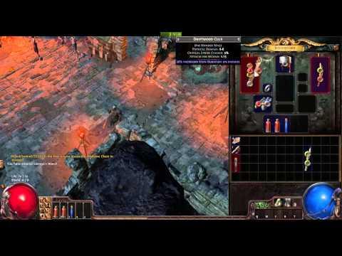 Path of Exile Stream - 12 Minute Solo Burst S07E154, CZECH