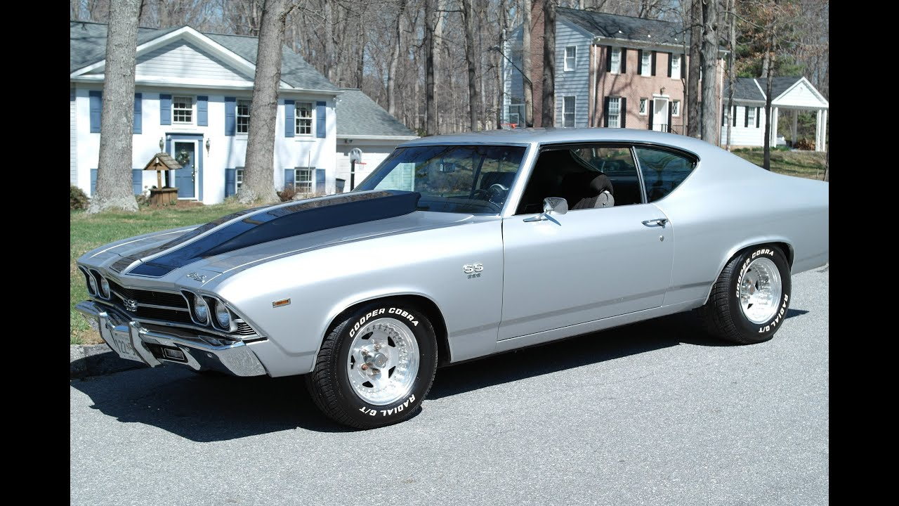 MUSCLE CAR FOR SALE 69 CHEVELLE SS 454 SOLD SOLD SOLD ...