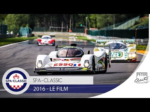 Spa-Classic 2016 - Course Automobile Historique