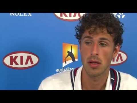Australian Open 2011: interview Robin Haase