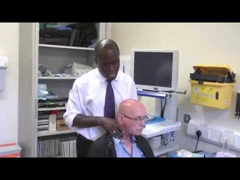 Wale Olarinde - Consultant ENT Head & Neck Surgeon Chesterfield Royal Hospital NHS Foundation Trust