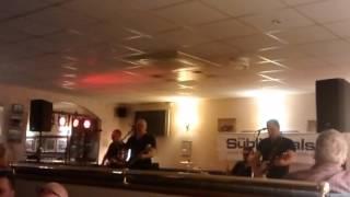 The Subliminals @ The League Club Burnley 02 10 15