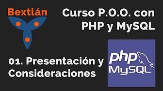 Curso POO con PHP
