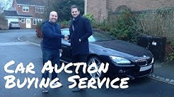 Car Auction Buyer / Buying Service from FlippingCars.co.uk