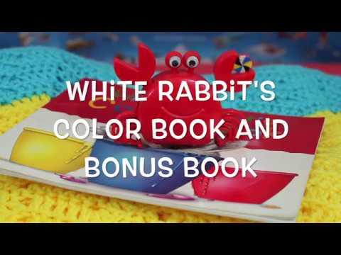 Read Aloud White Rabbit\'s Color Book - YouTube
