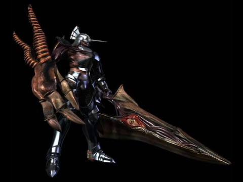 Soul Calibur Original Soundtrack - In The Name Of Father (Nightmare Theme)