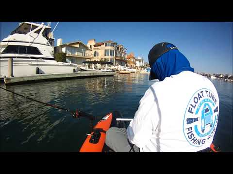 Float Tube Fishing Forum in Huntington Harbor
