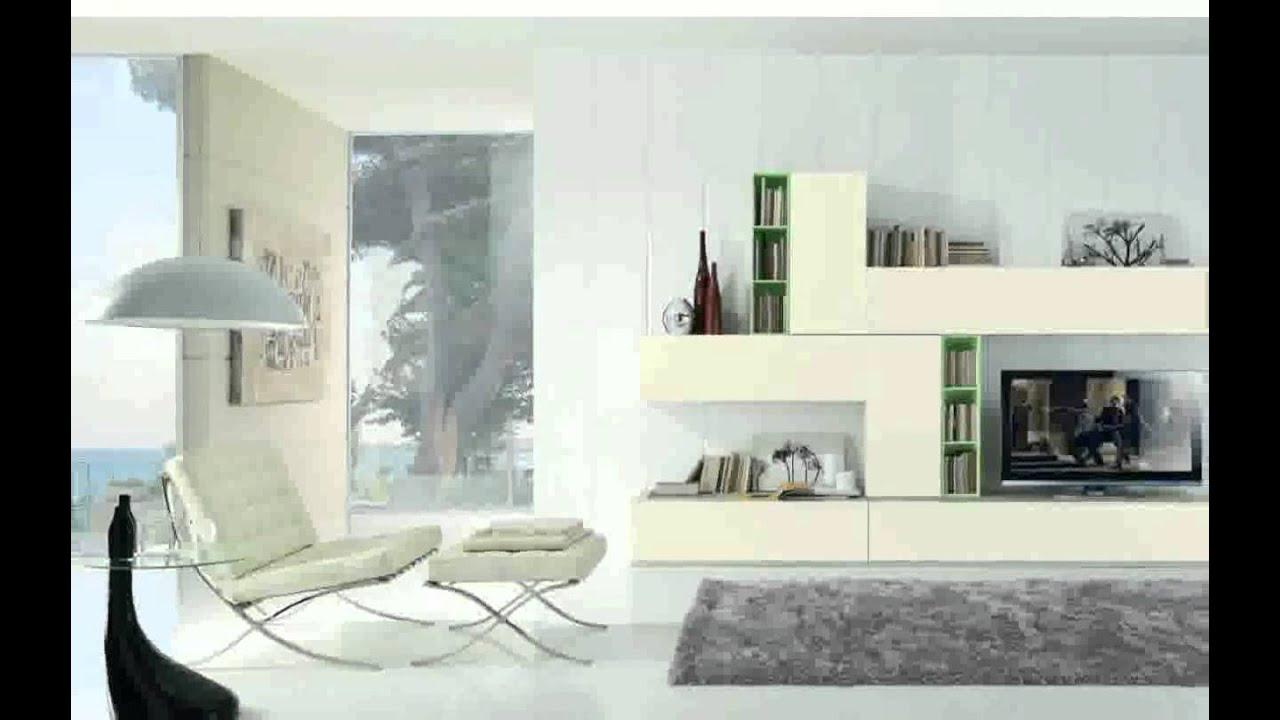 Parete attrezzata moderna immagini youtube for Ikea stampe parete