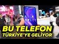 Fuarın sürpriz telefonu   Türkiye'ye de gelecek olan TCL Plex