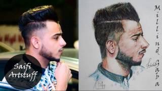 Millind Gaba Portrait   Saifi Artstuff