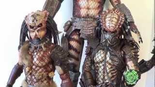 hot toys city hunter predator 2 new version review