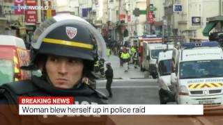 Romain Quivooij, radicalisation expert, talks to TRT World about anti-terror raids
