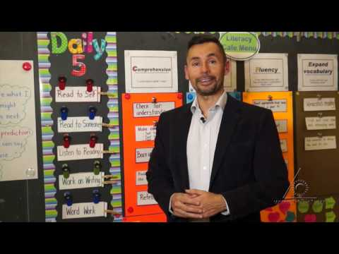 The Daily 5 in First Grade: Engaging Students with a Balanced Literacy Approach (Virtual Tour)