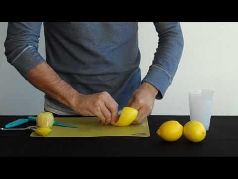 Get Garnish Lemon Twists Pics