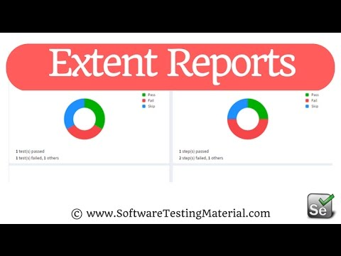 How to Generate Extent Reports in Selenium Webdriver