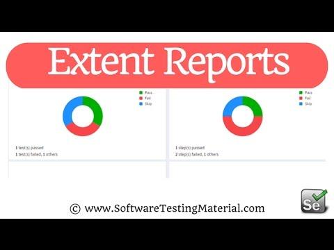 Extent Reports In Selenium