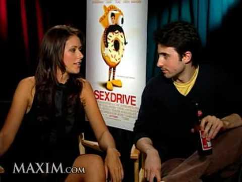 Sex drive entire cast