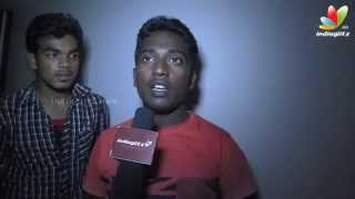 Thirumanam Ennum Nikkah Public Review | Tamil Movie | Jai, Nazriya, M.Ghibran, Opinion