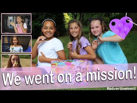 Tiana & Ruby Rube Celebrate Friendship Day with Me! | Rosie McClelland