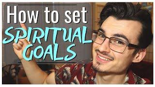 Spiritual Goal setting - 5 Steps to set Godly Goals!