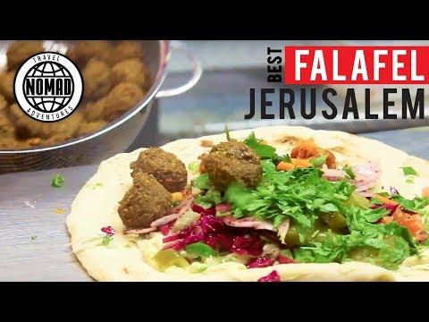 JERUSALEM Street Food | Ultimate Israeli Food Tour | Best FALAFEL In The World