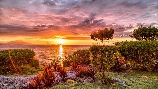 Sunset Time Lapse - Stock Footage