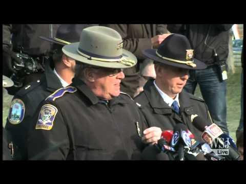 Newtown School Shooter Broke into School