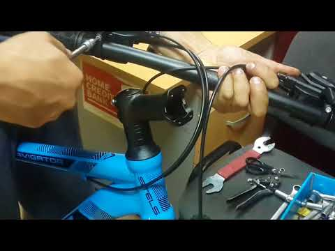 Stels Navigator 500 V сборка