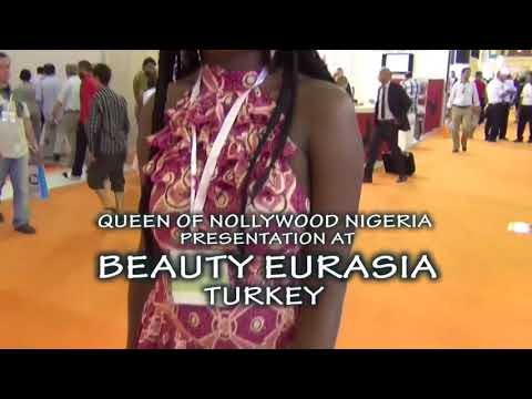 Queen of Nollywood at the Beauty Eurasia - (Episode 5)