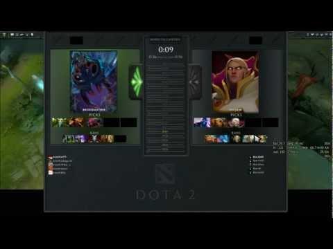 Final Brazil Extreme Dota 2 - Action vs Æsir