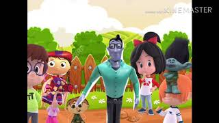 Filmora TV: Preschool Musical - Lazy Scouts (Music Video)
