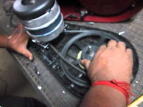 How to change belt and capacitor in sowbaghya table top grinder  YouTube