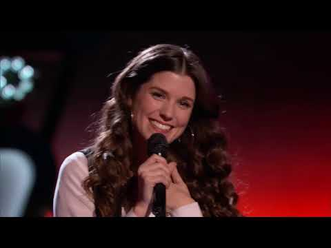 The Voice 2016 Blind Audition   Brittany Kennell Strong Enough