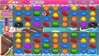 Candy Crush Saga Level 134