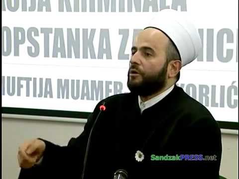 Srbi su preživjeli zahvaljujući šerijatu - muftija Muamer ef. Zukorlić