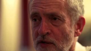 Dennis Skinner Film - Corbyn on Skinner
