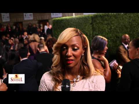 Film Director Princess Monique  at the 46th Annual NAACP  Awards