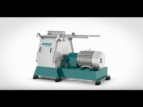 Bühler Multimpact™ Hammer Mill Technology
